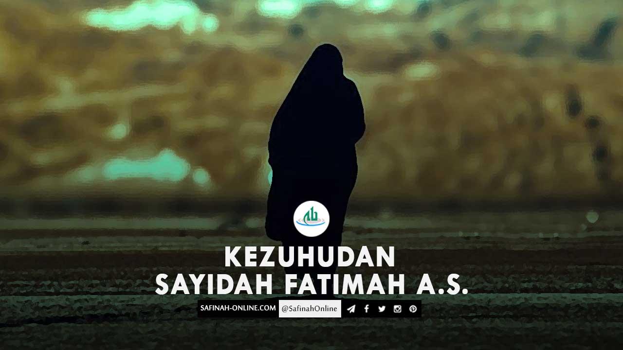 Kezuhudan Sayidah Fathimah a.s.