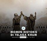 Momen Historis di Telaga Khum
