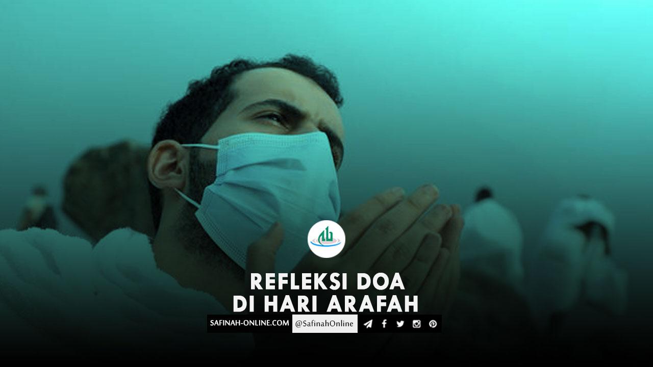 Refleksi Doa di Hari Arafah